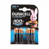 Э/п  DURACELL  LR6  BL4  Ultra Power