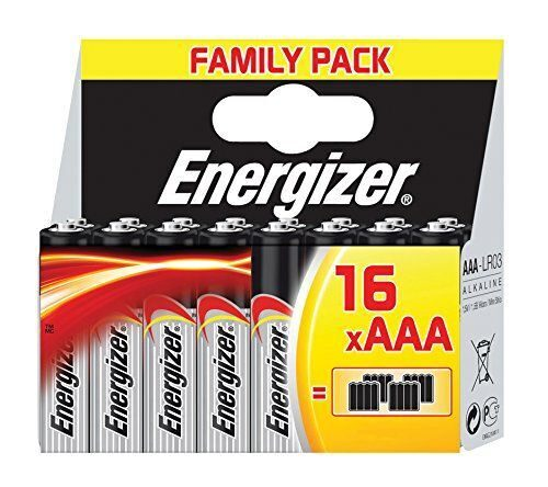 Э/п  ENERGIZER LR03 S4 Family pack BOX16